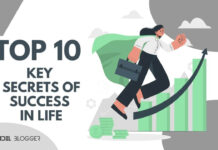 Top 10 Key Secrets of Success in Life