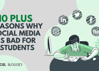 10+ Reasons Why Social Media is Bad for Students in Education